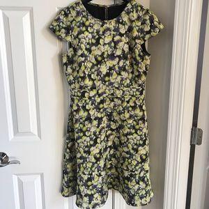 J. Crew Floral Print Dress Size 6 🌸LIKE NEW🌸